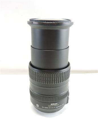 Nikon AF-S DX NIKKOR 18-200mm f/3.5-5.6G ED Lens (240984B)