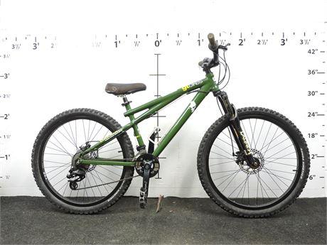 GT Chucker 3.0 16-Speed FS Disc Bike (242744D)