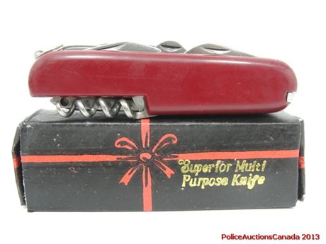 Superior Multi Purpose Knife (236719H)