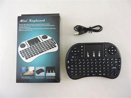 Mini Wireless Keyboard (New) (235143B)
