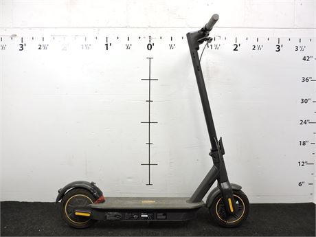 Adult Ninebot G30P Electric Assist Kick Scooter (242595D)