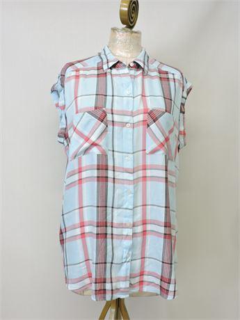 Express Flannel T-Style Shirt - L (234996L)