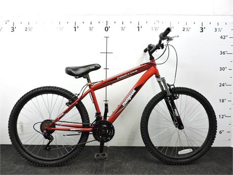 Youth Mongoose Frontier 21-Speed FS Bike (236091D)