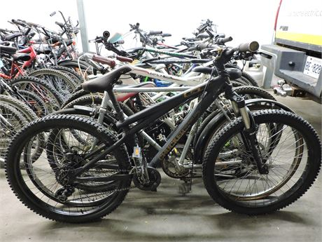 Lot of 19  Assorted Used Bikes (242896D)