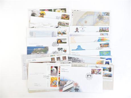 Lot of (23) Canada Post Commemorative Envelopes  (240497C)